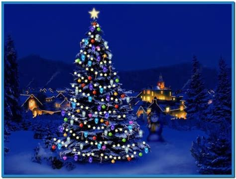 my 3d christmas tree screensaver download free