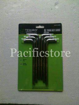 Tekiro Kunci L Ukuran 2 5 Mm kunci l harga kunci l ecerean terbaru update november