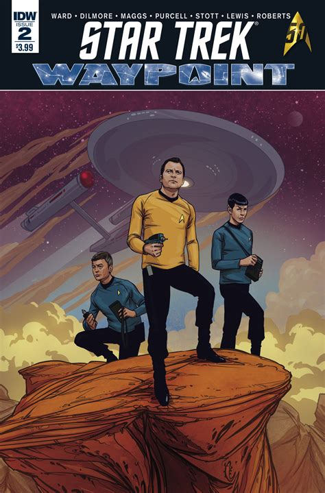 trek waypoint books search results for trek gold key idw publishing