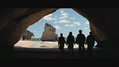 narnia film location prince caspian cathedral cove the chronicles of narnia prince caspian