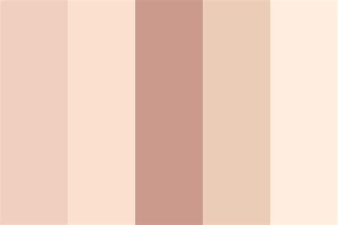 skin color palette my skin tone color palette