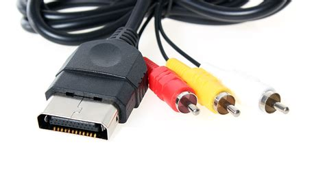 Cable Av Ps2 2 72 audio av cable for ps2 173cm at fasttech