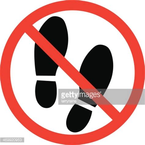with no shoes no shoes vector getty images