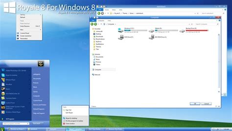windows live theme for xp full install velwahrgilcmis s theme royale 8 8 trasformare il sistema in windows xp