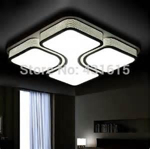 Dimmable Ceiling Lights 32w Dimmable Ceiling Light Ac85v 220v Modern Led Dining Room Lights Square Ceiling Light For