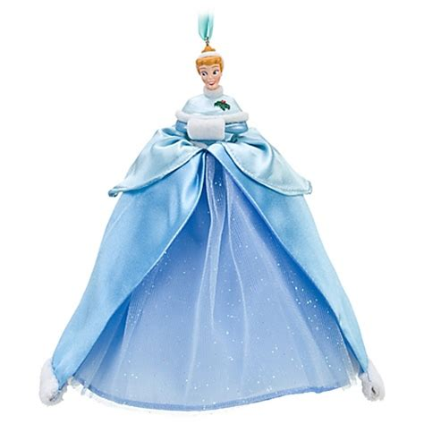 disney store 2010 princess cinderella winter gown
