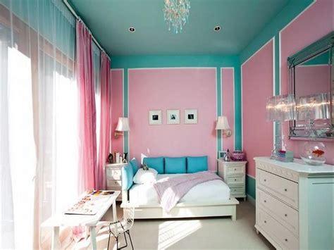 turquoise  pink room maddies  bedroom pinterest