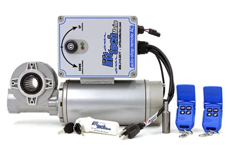 ac direct drive boat lift motor with remote view all - Boat Lift Motor