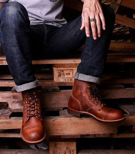 are red wing boots comfortable 25 best ideas about red wing boots on pinterest red