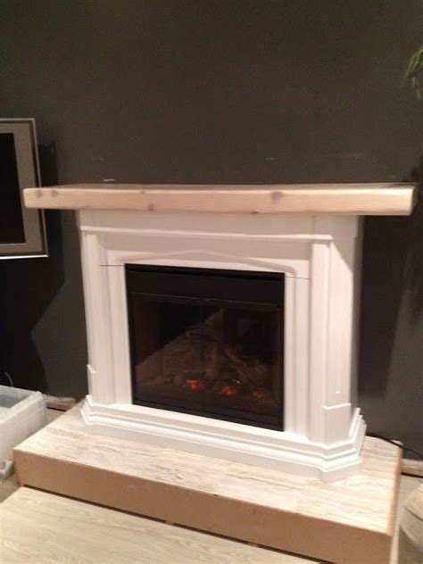 How To Build An Electric Fireplace Mantel by How To Build A Mantel For Electric Fireplace Woodworking
