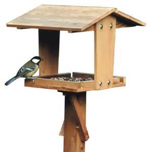 Bird Table L Make A Bird Table
