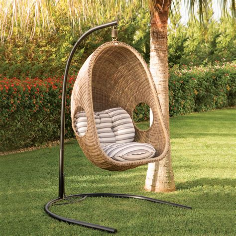 hanging wicker chair sublime coziness with hanging wicker chairs rattan and
