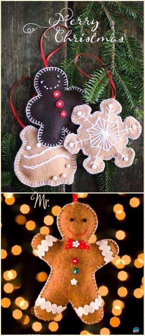 ornament craft projects diy felt ornament craft projects