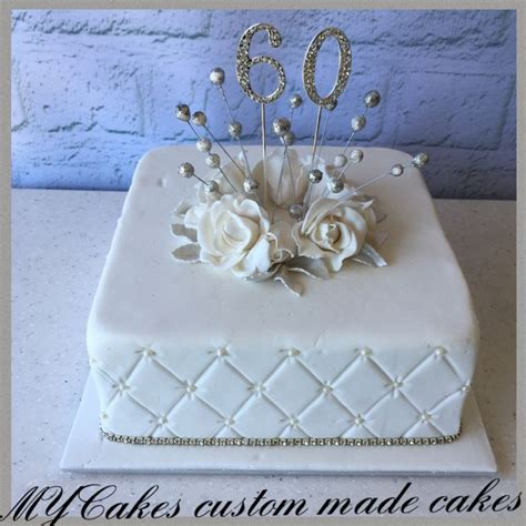 60th Wedding Anniversary Ideas On by The 25 Best 60th Anniversary Cakes Ideas On