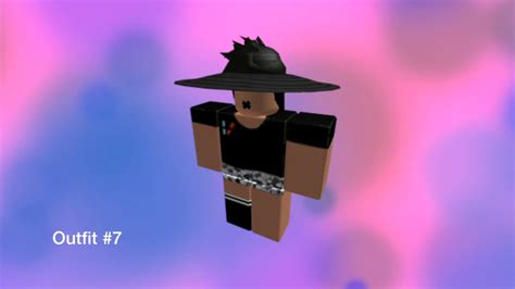 Roblox Girl Clothes Black Chilangomadrid Com