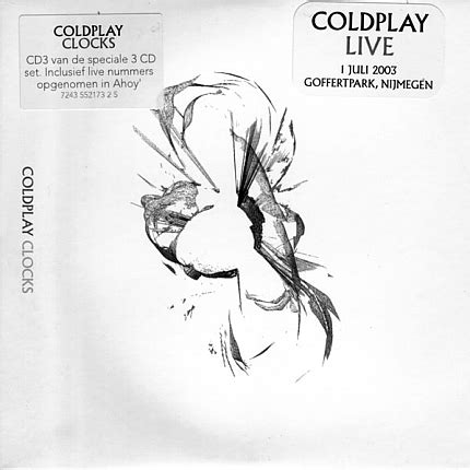 lost coldplay testo everything s not lost live ahoy coldplay