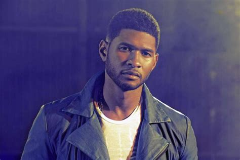 looking myself usher songtext album review usher looking 4 myself ny daily news