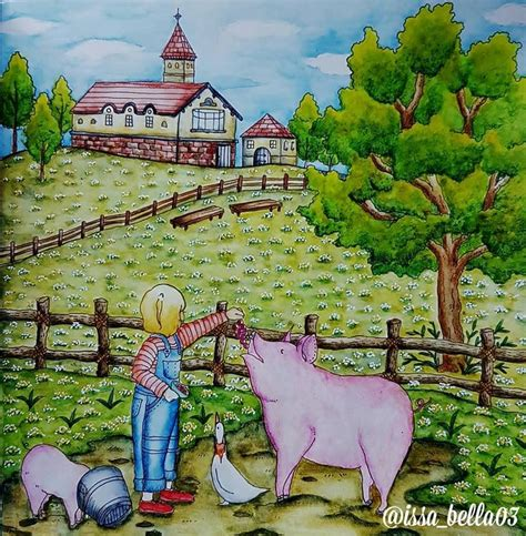 romantic country the third 950 best images about romantic country coloring book on romantic gel pens and instagram