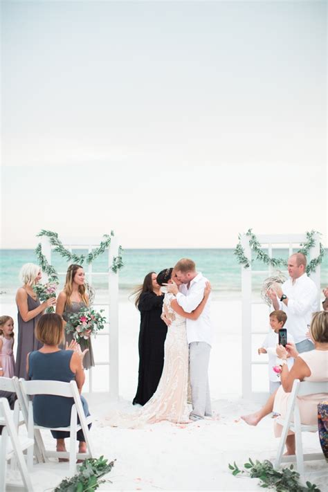 small intimate weddings in stevie and mat s florida wedding intimate weddings small wedding diy wedding