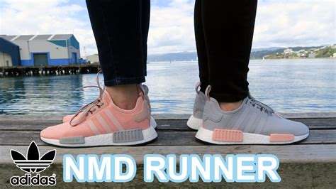 adidas nmd clear onix light onix vapour pink adidas nmd runner vapour pink light onix clear onix