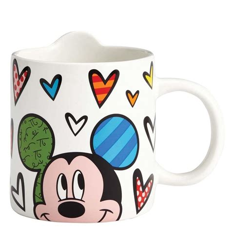 Mug Mickey Mouse mug disney britto mickey mouse