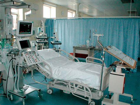Icu Room by I Saw Die