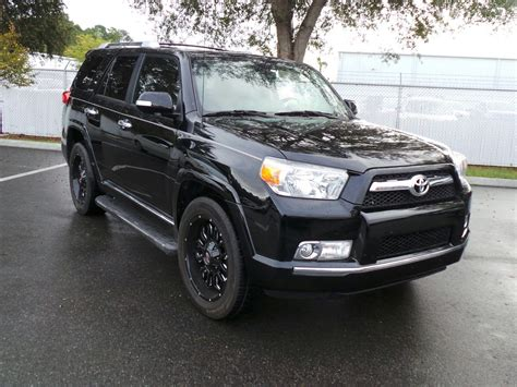 certified preowned toyota certified pre owned 2011 toyota 4runner limited sport