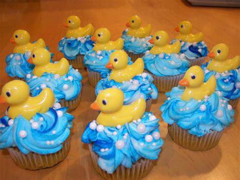 Baby Shower Duck Cakes by Rubber Duck Baby Shower Cupcakes Cakecentral