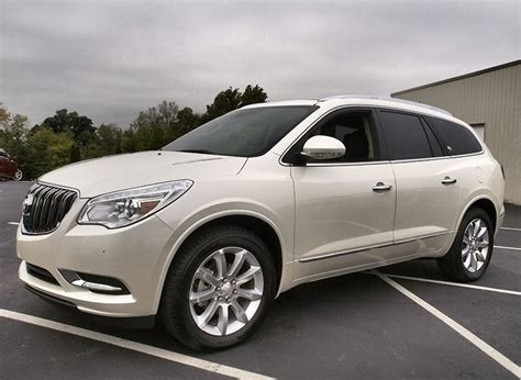 buick enclave redesign 2017 buick enclave price release date review new