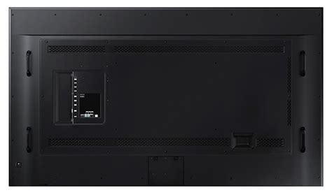 samsung d series samsung qm85d qm d series 85 quot slim direct lit uhd led display digitialdisplaystore