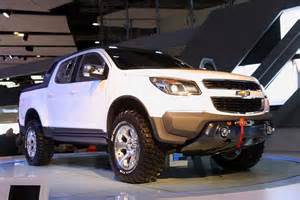 Rally Chevrolet Look Chevrolet Colorado Rally Show Car