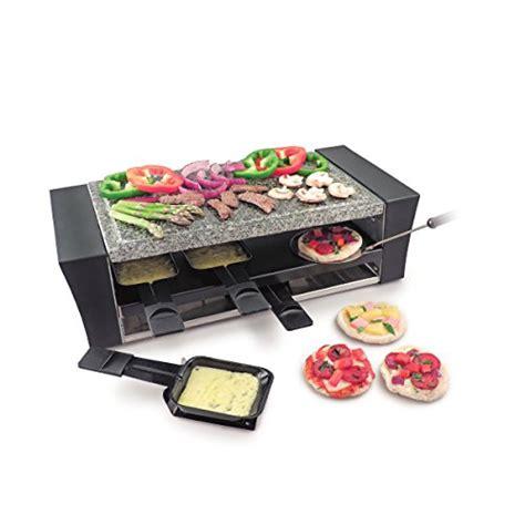 Raclette Grill Dubai by Swissmar Kf 77087 Locarno 8 Person Pizza Raclette