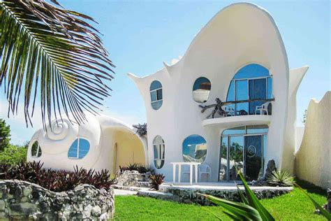shell house isla mujeres airbnb awesome picture of seashell house isla mujeres fabulous