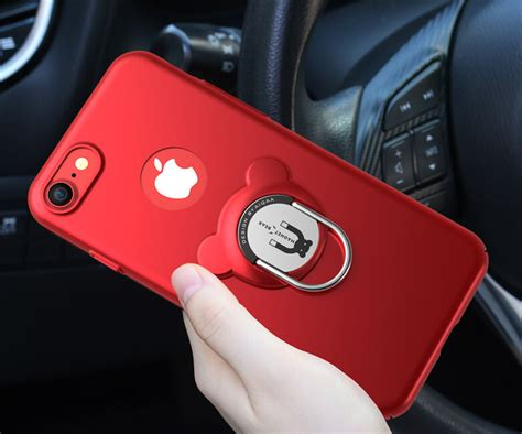 Hardcase Iphone With Iring hardcase 3 in 1 magnetic iring car air vent holder for