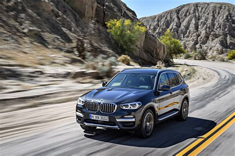 bmw new model 2018 bmw launches tech savvy 2018 x3 gets m40i performance