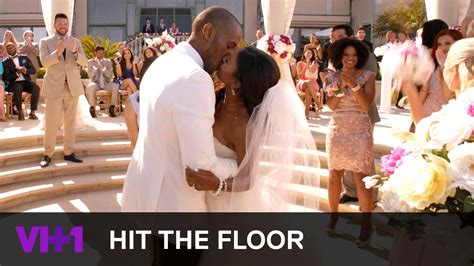 Vh1 hit the floor gay marriage
