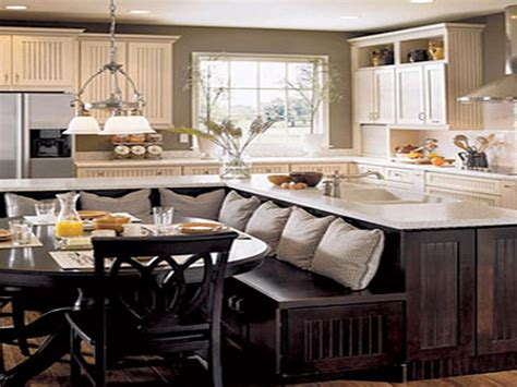 kitchen island design ideas with seating small kitchen island designs ideas plans 11205