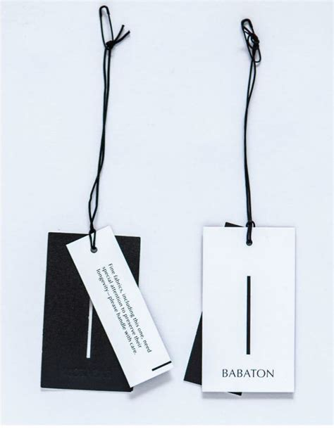 Swing Tag Template by Best 25 Swing Tags Ideas On Swing Tag Design