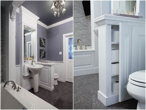clever bathroom ideas 10 clever bathroom storage ideas