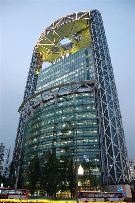 Samsung Headquarters Samsung Jongno Corporate Headquarters Seoul Korea Aeworldmap 2 400 Posts