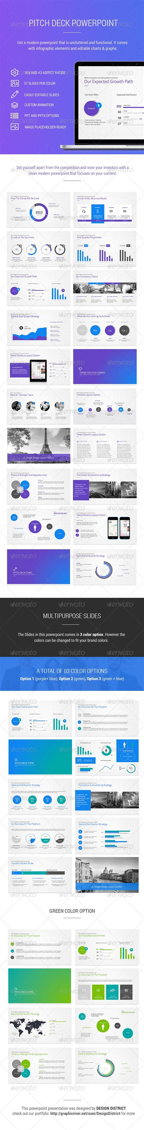 powerpoint template by design district via behance 34 best images about portfolio powerpoint templates on