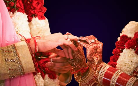 Wedding Ceremony For Couples by Wedding Ceremony Ring Placing Beautiful Hd Wallpaper