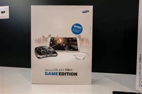 Samsung Galaxy Tab 3 Edition samsung galaxy tab 3 edition will come with a gamepad