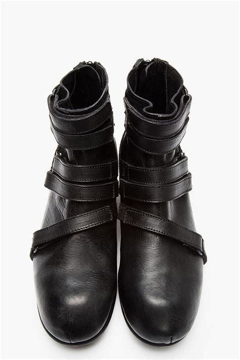 best black boots mens the best s shoes and footwear julius black leather