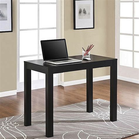 Wood Student Desk With Drawers by Black Student Desk Laptop Computer Small Table Home School