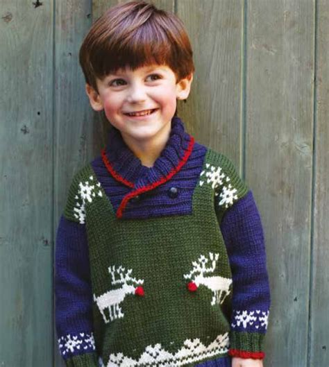knitting pattern reindeer jumper free free christmas sweater knitting patterns patterns