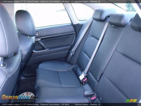 2008 subaru legacy interior off black interior 2008 subaru legacy 2 5 gt limited