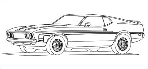 1969 boss mustang car coloring pages best place to color 2006 ford mustang car coloring pages best place to color