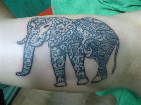 aztec elephant tattoo tribal elephant 30 aztec elephant designs 2018