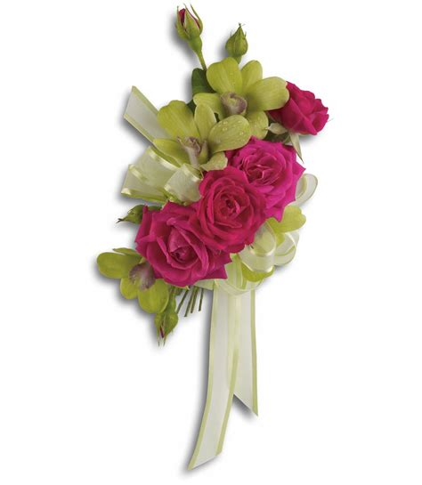 Corsage Flowers by Corsages